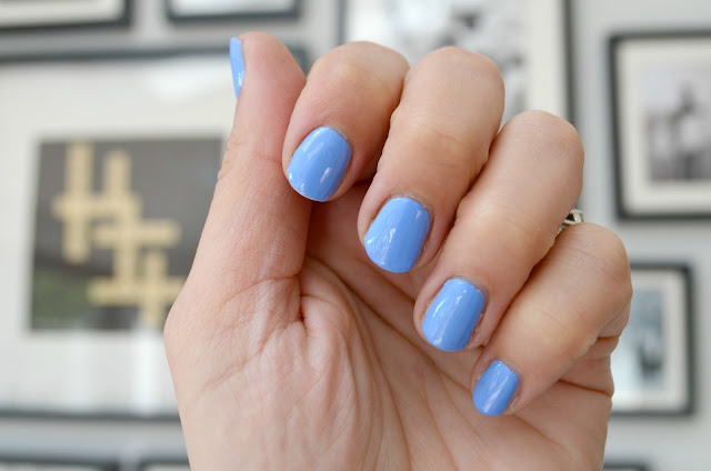 No 7 Bluebell nails