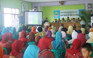 Sukamantri Dinilai Tim Lomba Desa Provinsi