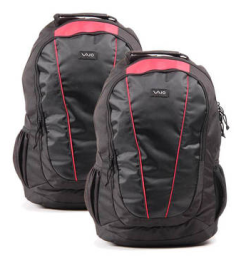 Sony Black Laptop Bag Combo of 2 Sets at at Rs. 417 only