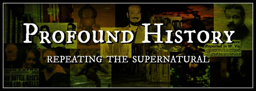 Profound History: Repeating the Supernatural
