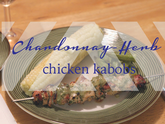 Recipe: Chardonnay-Herb Chicken