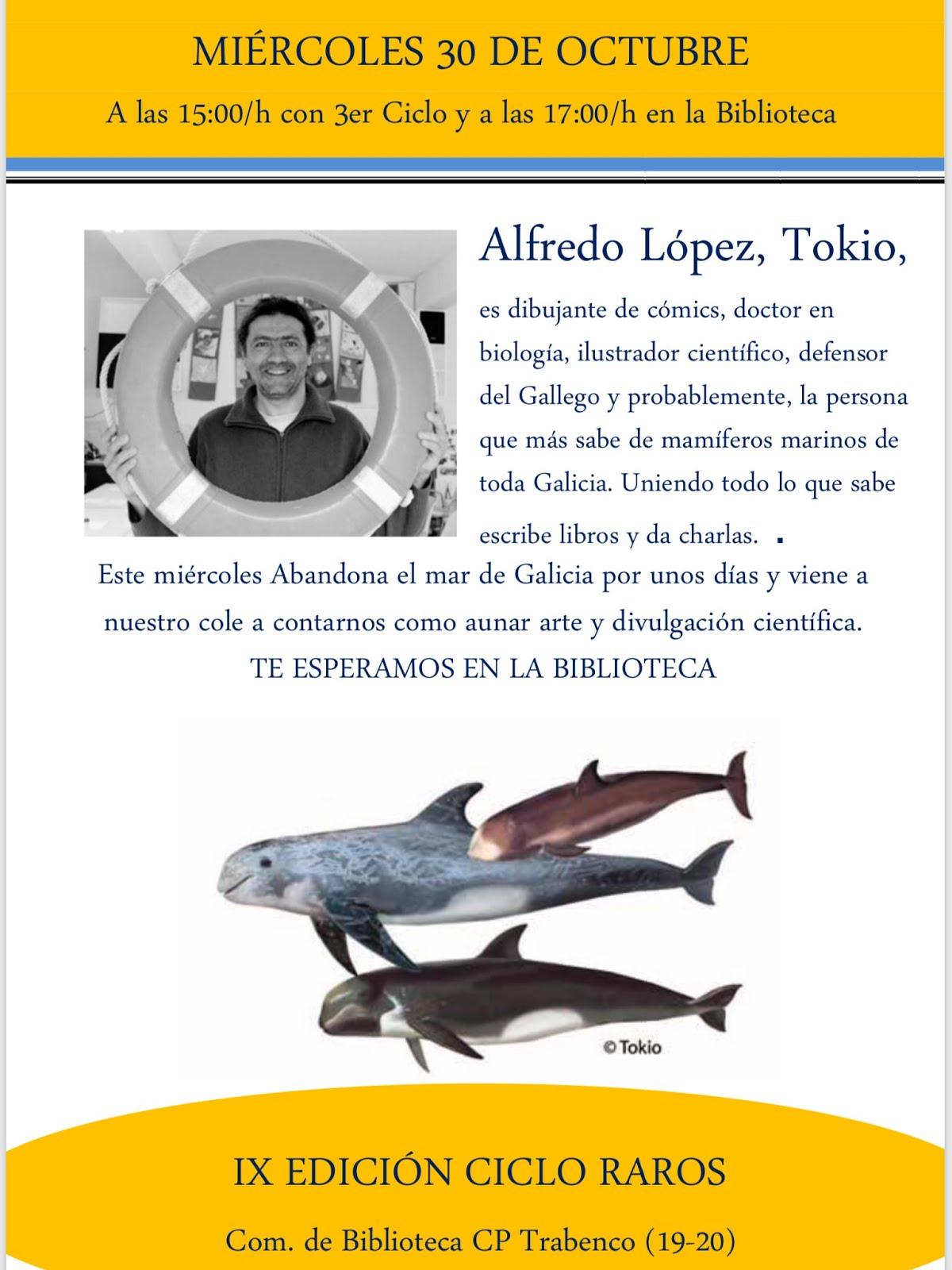 Alfredo López. Tokio