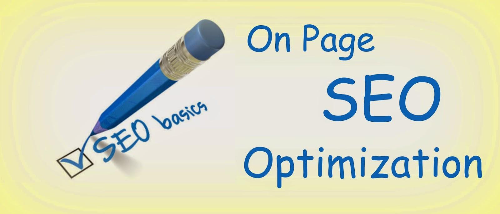Optimasi SEO On Page