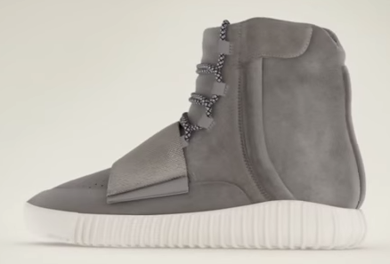 "Kanye West ""Yeezy Boost"" Sneakers - Adidas Originals"