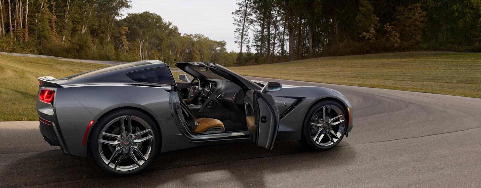 2014 Corvette From Chevrolet