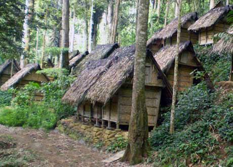 Rumah Adat Suku Baduy