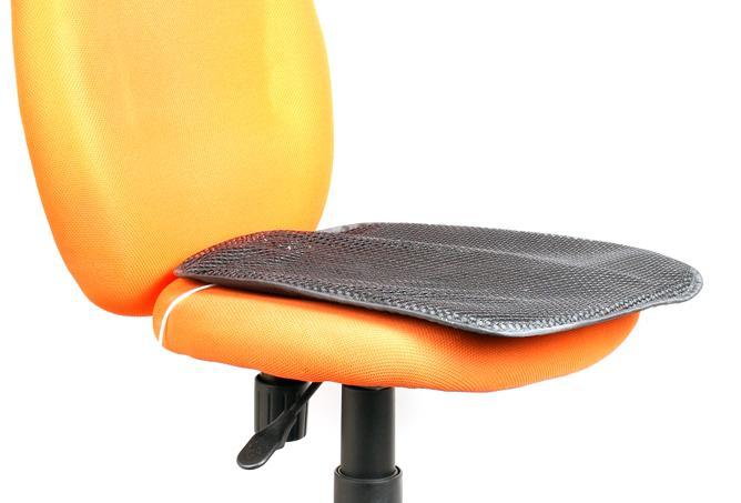 Coj n para silla con ventilador usb ru for Cojin para sillas