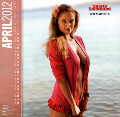 2012 Sports Illustrated Calendar-12