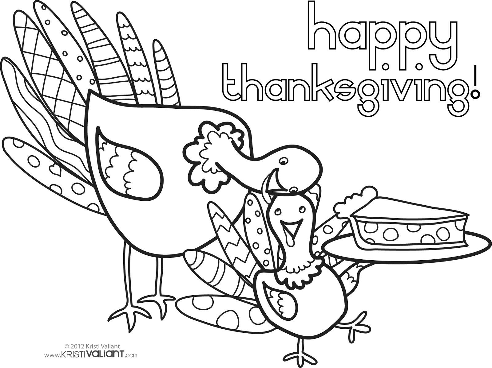 Junior Asparagus Coloring Page Thanksgiving Coloring Sheet