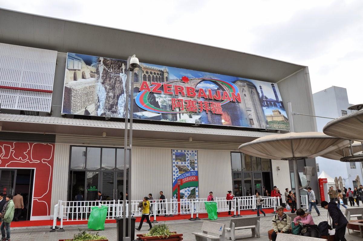 Expo 2015 milano blog history pavilion of azerbaijan at for Expo 2010 pavilions