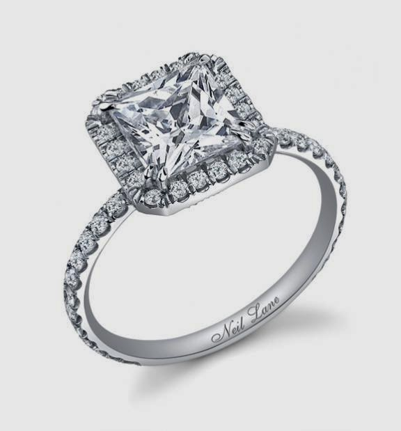 Wedding Wednesday Engagement Rings