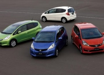 new honda jazz 2011