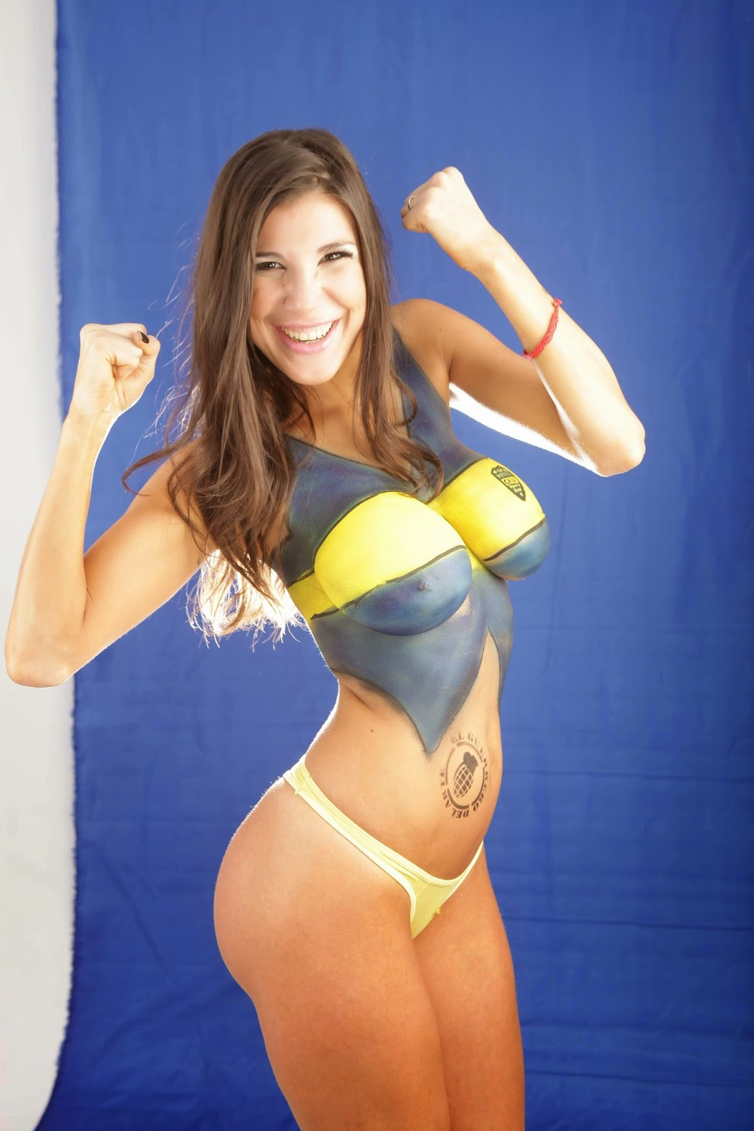 beautiful girls from argentina several pics of hottie andrea rinc n