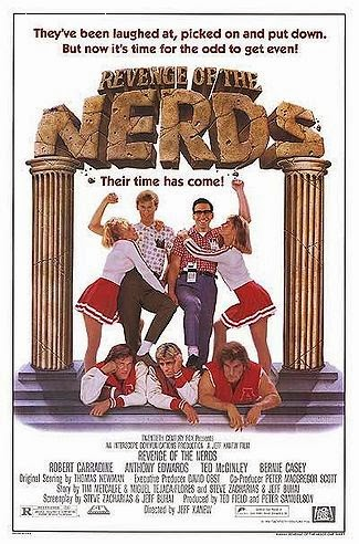 Revenge Of The Nerds Robert Carradine Anthony Edwards 1984