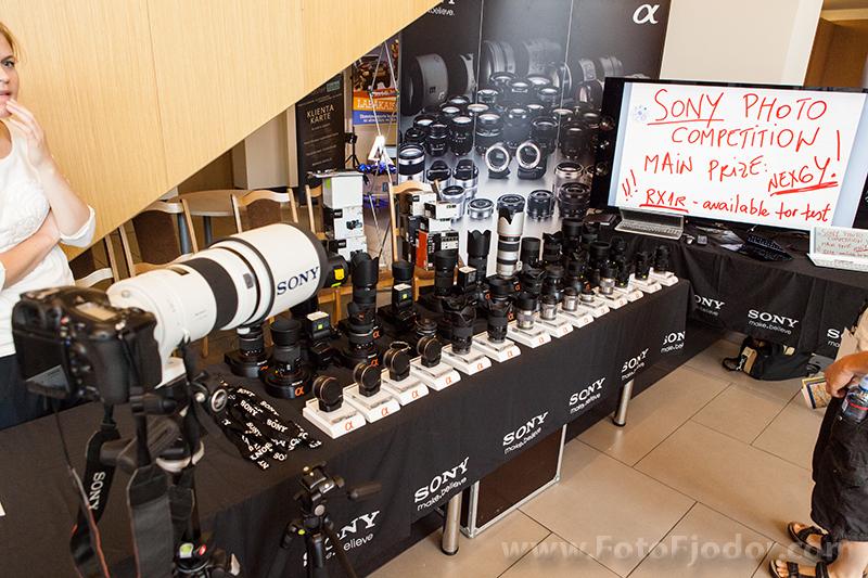 Foto konkurs organizēja Sony pārstavniecība Latvijā