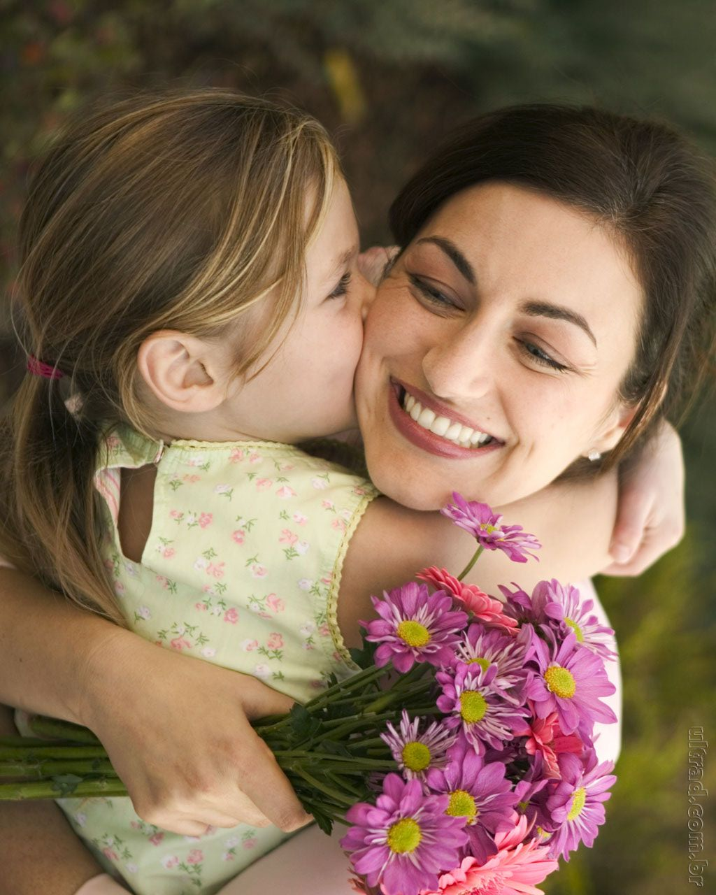 Mãe: Amor na hora certa