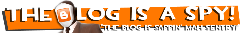 The Blog Is A Spy!