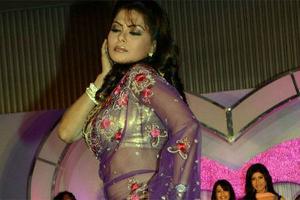 Rinku Ghosh In Mrs Pammi Pyarelal on Colors TV