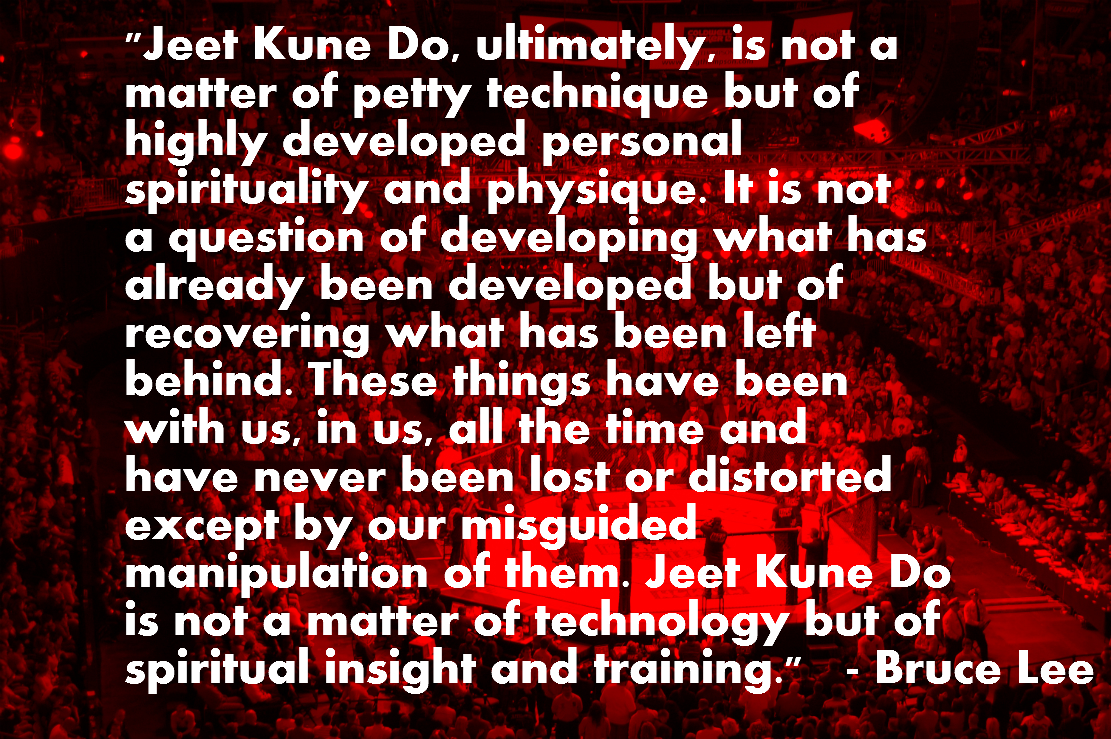 a biography of bruce lee the spirit of jeet kune do Bruce thomas has written a complete account not only of lee's life and death, but of the fighting philosophy he developed (jeet kune do) which made him the greatest.