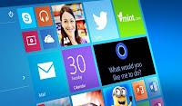 Cortana'lı Windows 10 İndirmeye Sunuldu