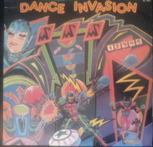 VA - Dance Invasion Vol 1