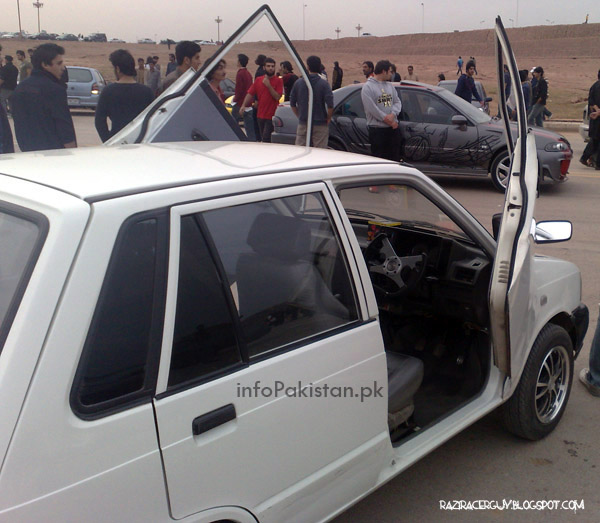 Modified Mehran In Pakistan