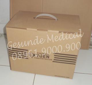 alamat distributor oxygen concentrator sb g8000