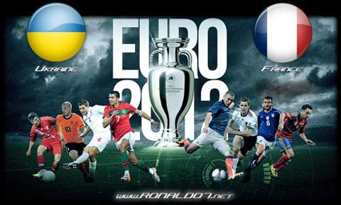 Ukraina vs Perancis