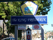 We stayed at the King Frederick Inn in Solvang