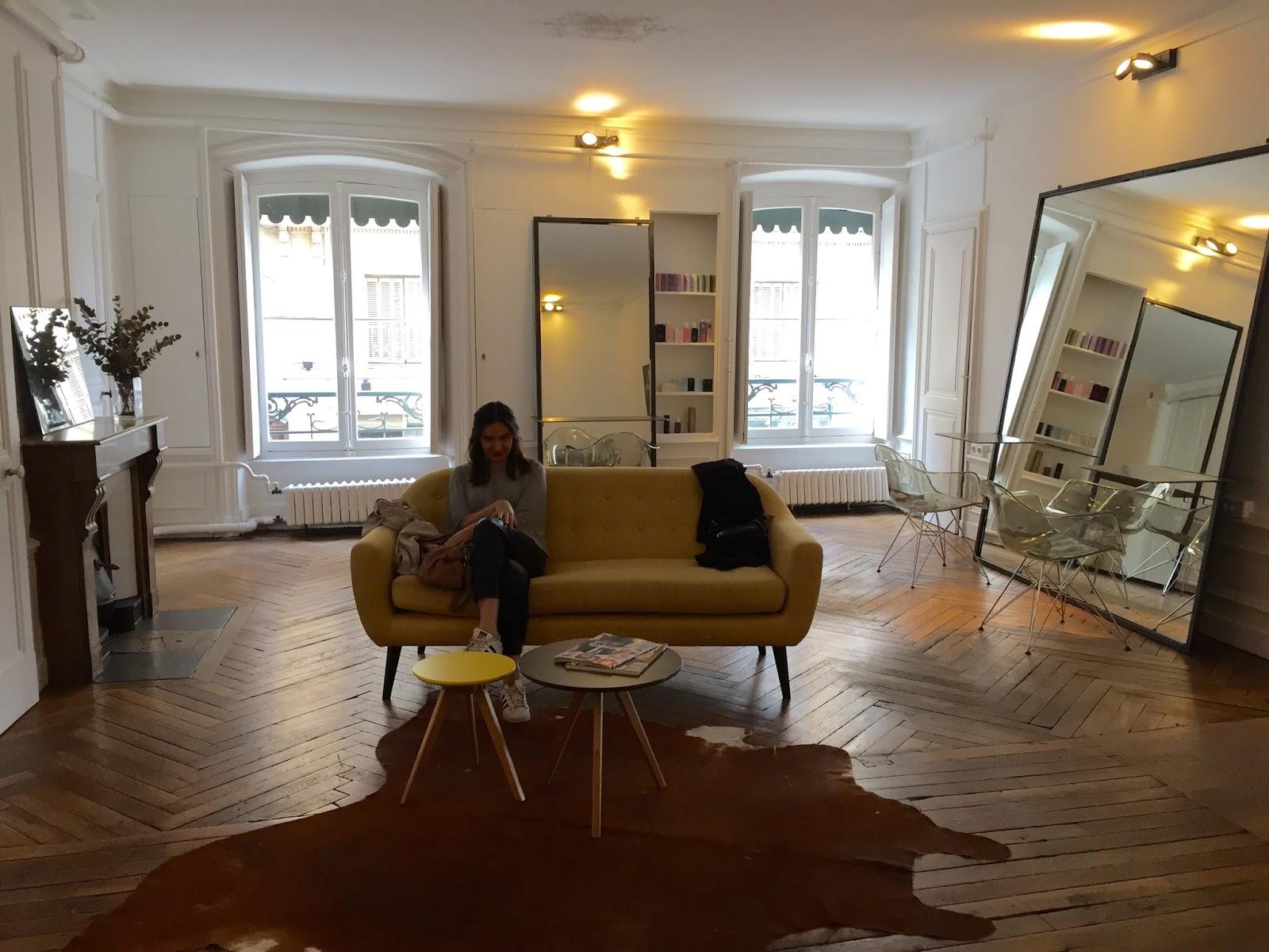 A découvrir : le salon de coiffure Romain B. à Lyon | Mlle Chanaëlle