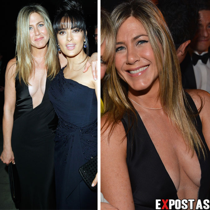 Jennifer Aniston: 2012 LACMA Art + Film Gala em Los Angeles - 27 de Outubro de 2012
