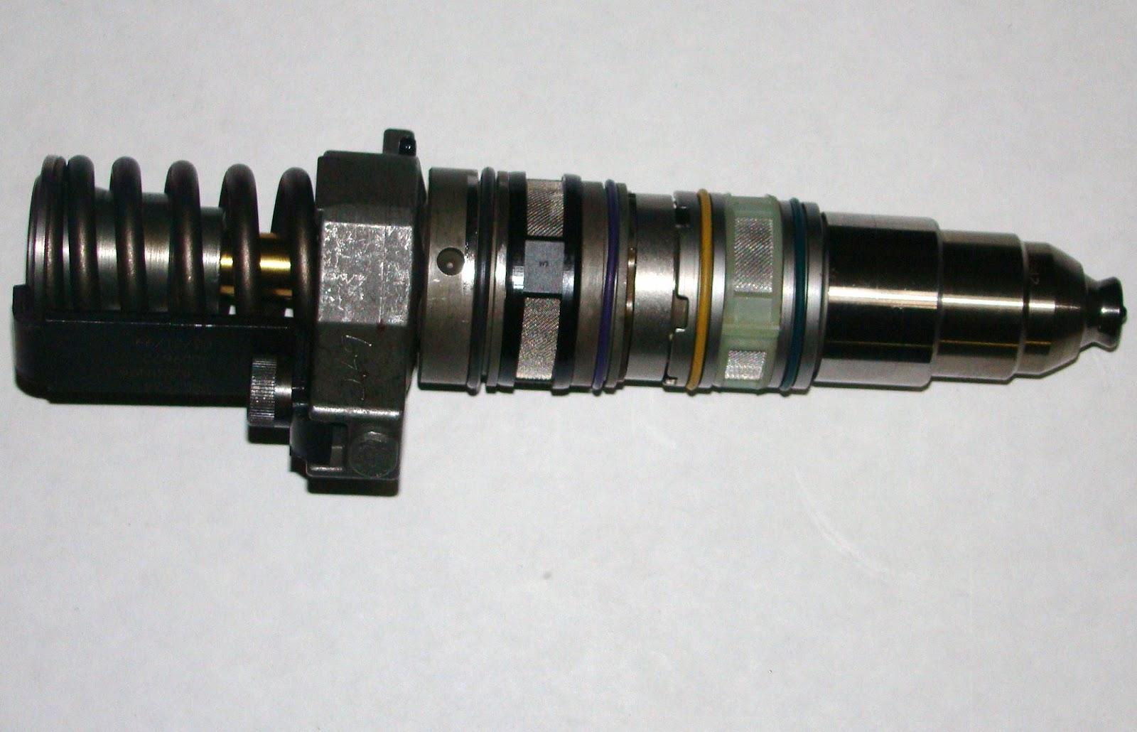 cummins isx injector