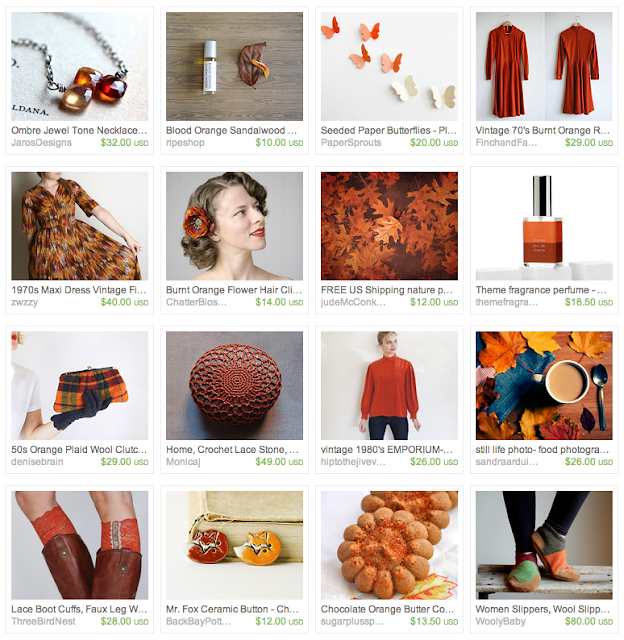 Autumn Gift Guide on Etsy #october #autumn #fall #gifts