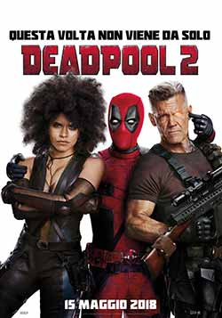DeadPool 2 2018 Hindi Dubbed 300MB ENG HDCAM 480p