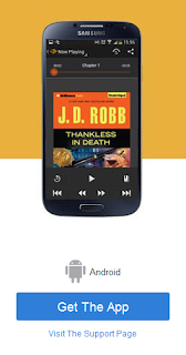 android phone audio book