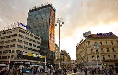 Zagreb ugly building
