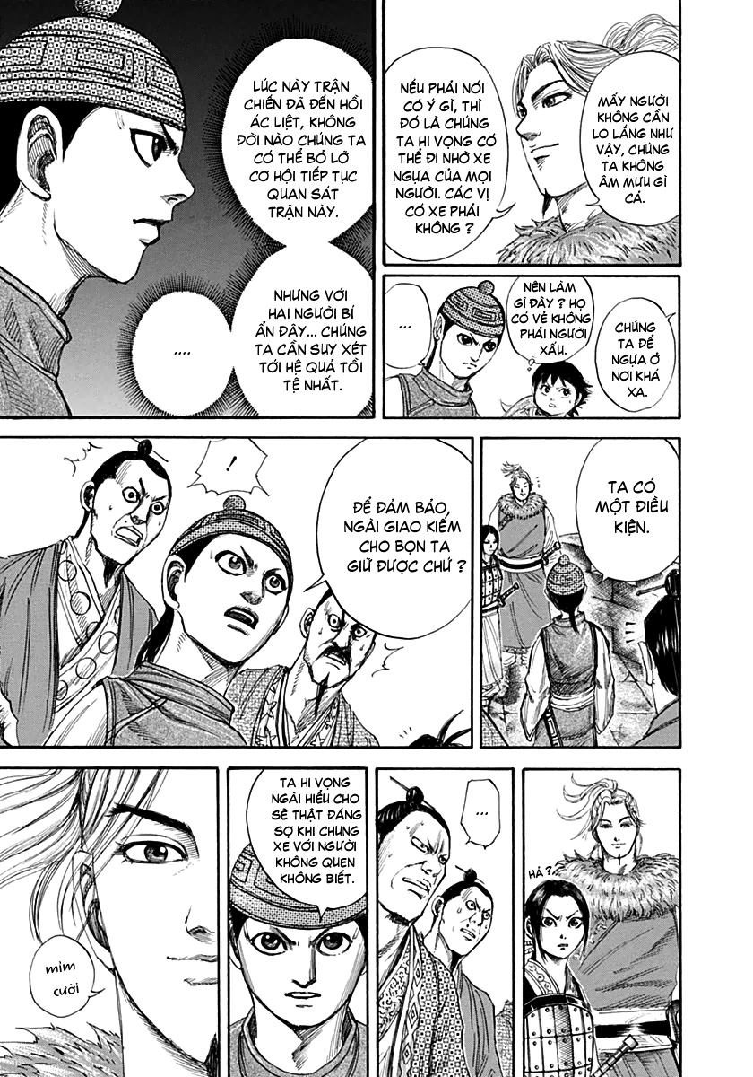Kingdom - Vương Giả Thiên Hạ Chapter 137 page 10 - IZTruyenTranh.com