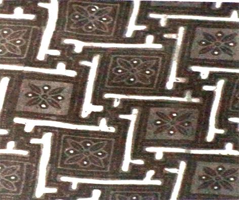 Guru BATIK.blog: Ragam Hias Geometris