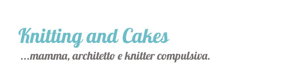 Knitting and Cakes©