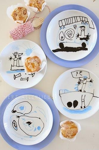 Deťom bude z tanierov chutiť.