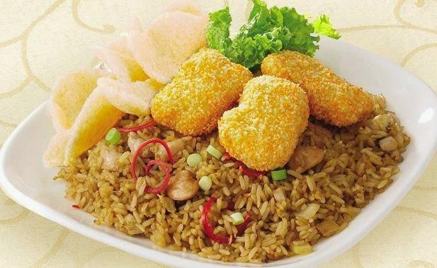 Resep Membuat Nasi Goreng Spesial Enak