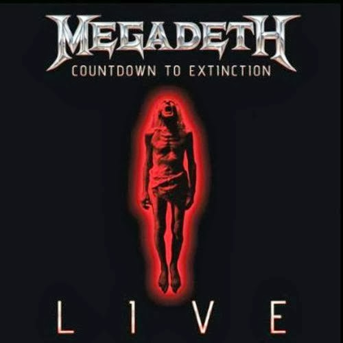 dartkis discograf237as countdown to extinction live megadeth
