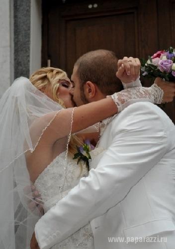 Свадьба Ольги Агибаловой и Ильи Гажиенко