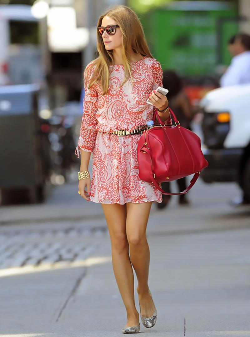 The Olivia Palermo Lookbook Olivia Palermo Summer Style Always Amazing Always Stunning