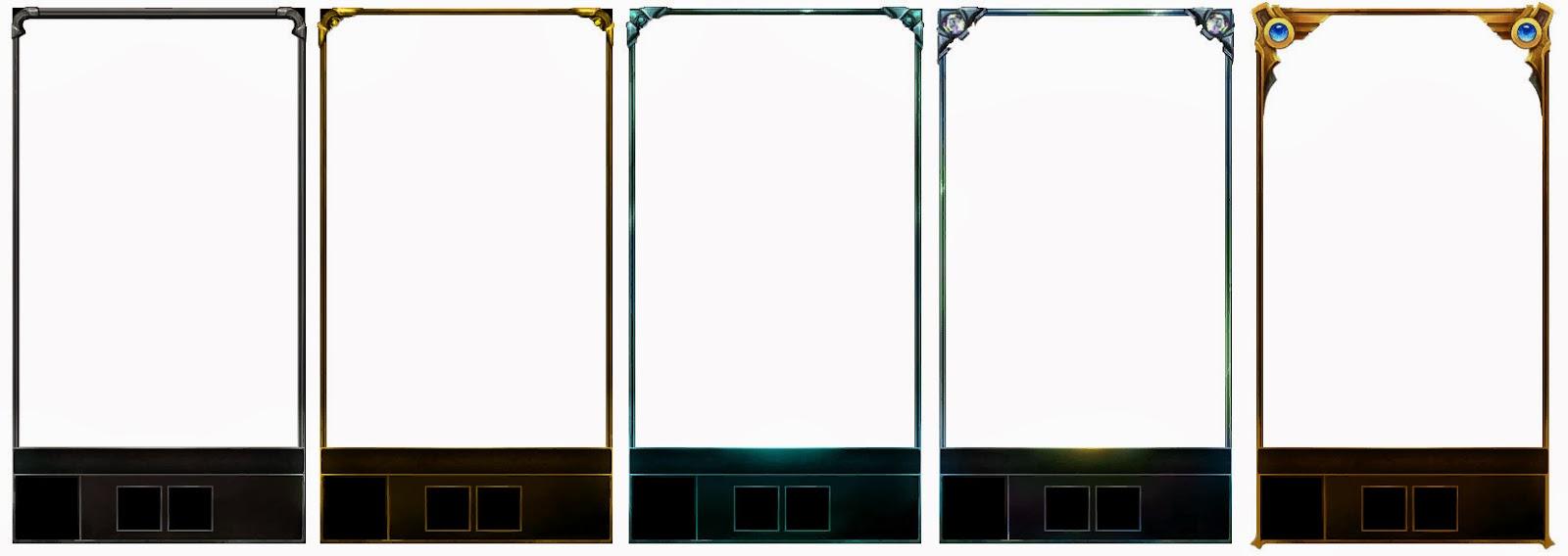 Screen frames