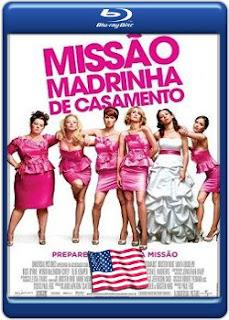 Filme Poster Missão Madrinha de Casamento BDRip XviD Dual Audio & RMVB Dublado
