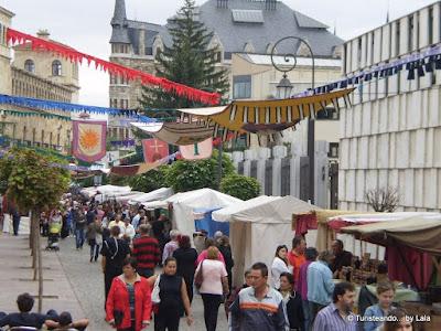Mercado Medieval Leon