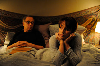 Fabrice Luchini (Germain) y Kristin Scott Thomas (Jeanne)