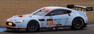 Aston Martin Racing Vantage V8 n°95 Jaeger-LeCoultre Allan Simonsen