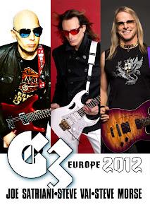 Actualité 2012 : Le G3 en Europe